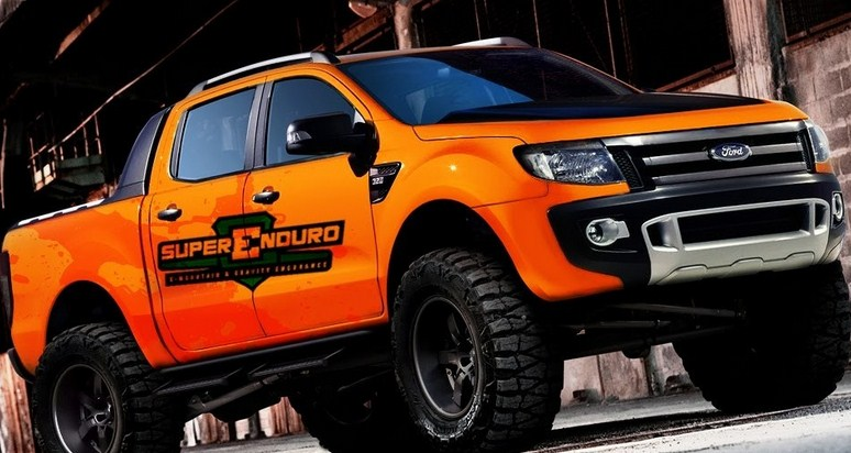 2015 Ford Ranger North American | Autos Post Ford Ranger Concept 2015