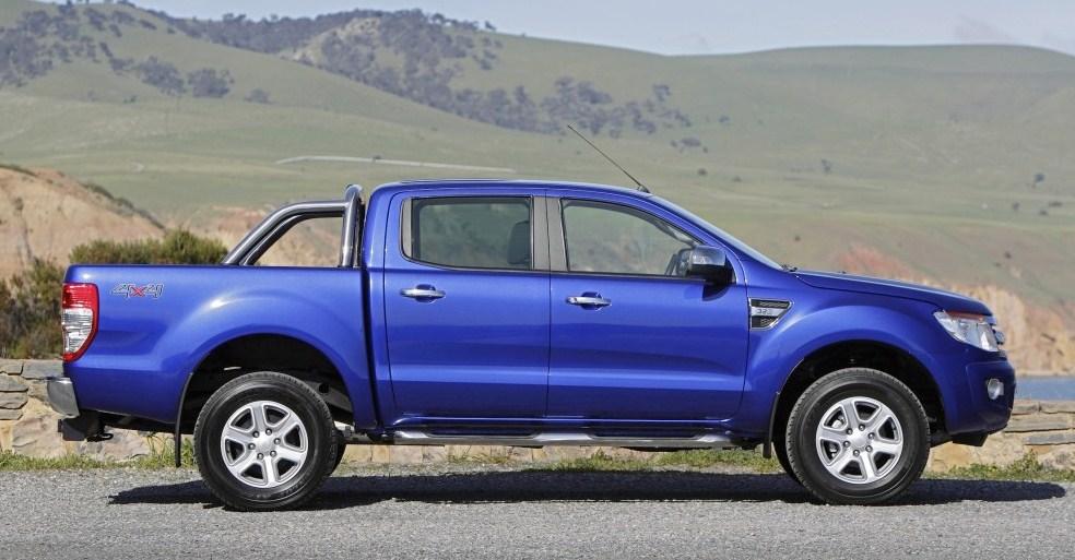 2015 Ford Ranger USA Truck
